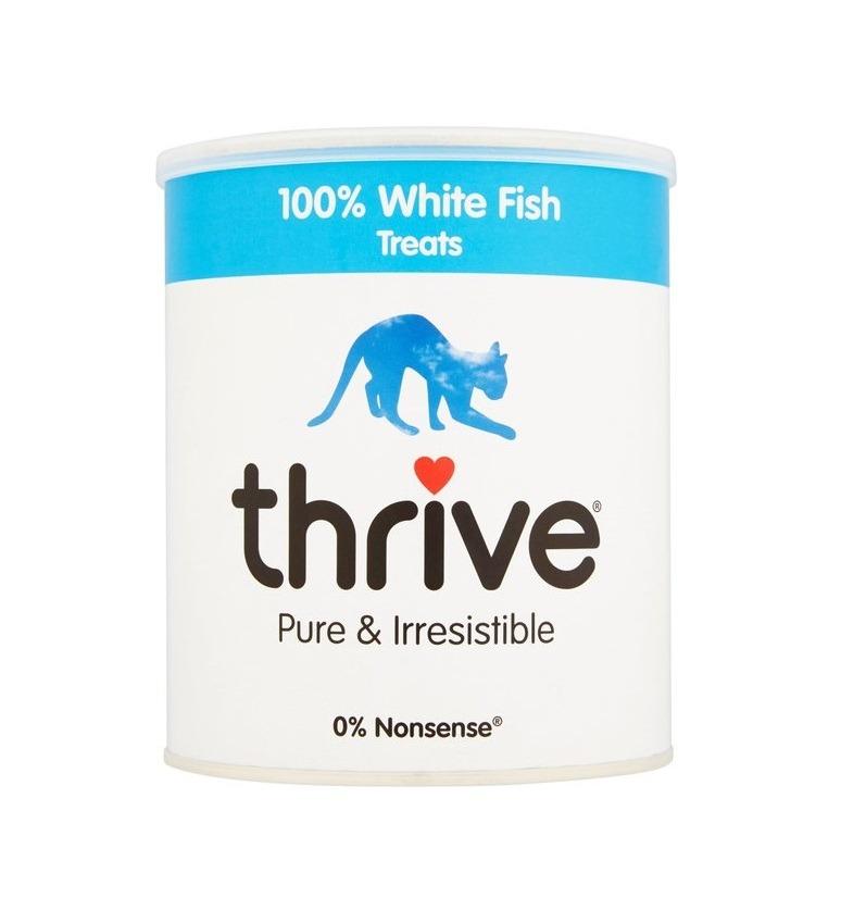whitefish110 - Thrive - White Fish Cat Treats (110G)
