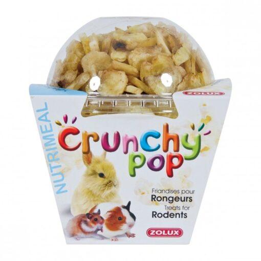 www - Zolux - Crunchy Pop Rodent Treats - Banana