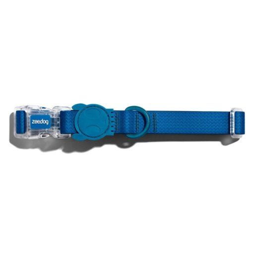 zeedog 9 3 - Zee.Dog Neopro Blue Collar